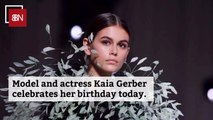 Kaia Gerber Is An International Model On The Rise