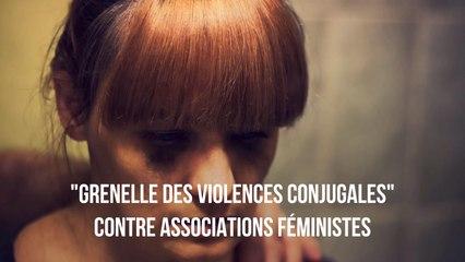 Grenelle des violences conjugales contre Associations féministes