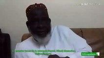 Elhadj Mamadou Saliou Camara :'' En Islam, l'excision n'est pas obligatoire mais… ''