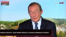 Ariane Carletti : Jean-Pierre Pernaut lui rend hommage en direct (Vidéo)