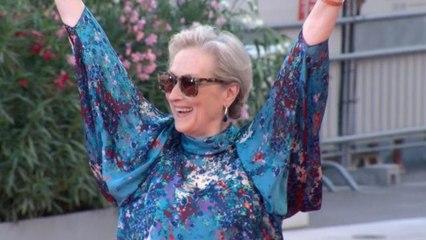Venezia 76, Meryl Streep sul red carpet incanta tutti. Il video