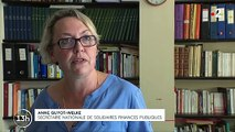 Bercy : 5 800 postes de fonctionnaires supprimés d'ici 2022