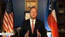 Rep. Bill Flores Announces He Won't Seek Re-Election