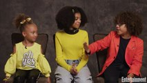 The Cast of Mixed-ish Preview Their New Show Following Black-ish