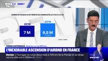 L'inexorable ascension d'Airbnb en France