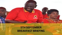 Ruto's Jubilee takeover plot | 'Dead' man's court show | Sh400M digital courts: Your Breakfast Briefing