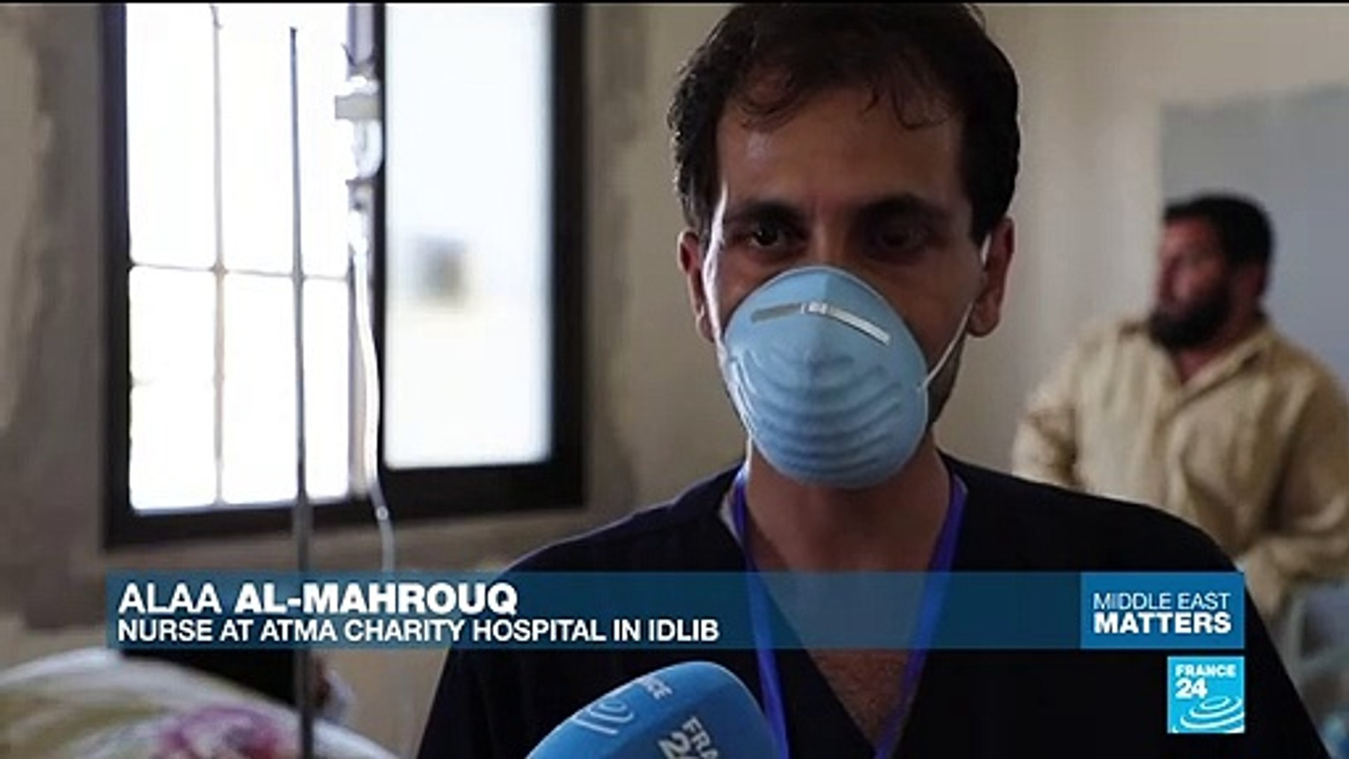 The battle for Idlib: Inside an hospital of the rebel stronghold