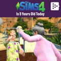 Happy 5th Birthday to the Sims 4