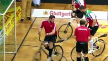 Cycling - The Cycle ball is the weirdest sport you've probably never heard of !