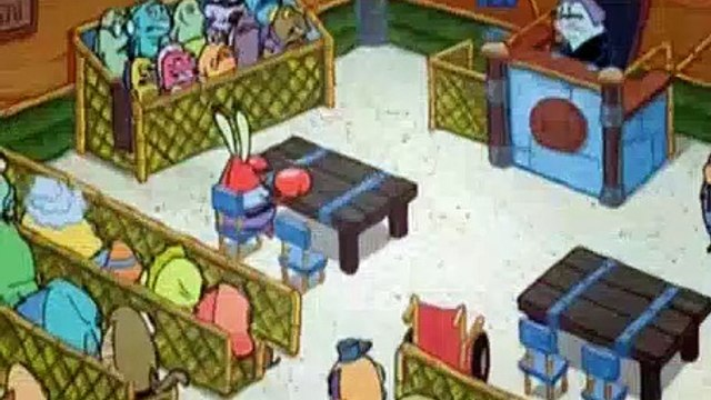 SpongeBob SquarePants Season 4 Episode 4 - Krabs vs Plankton