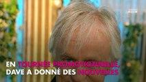 Renaud pris de tremblements : son ami Dave en révèle l'origine