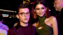 Tom Holland not ready for tabloid romance rumours