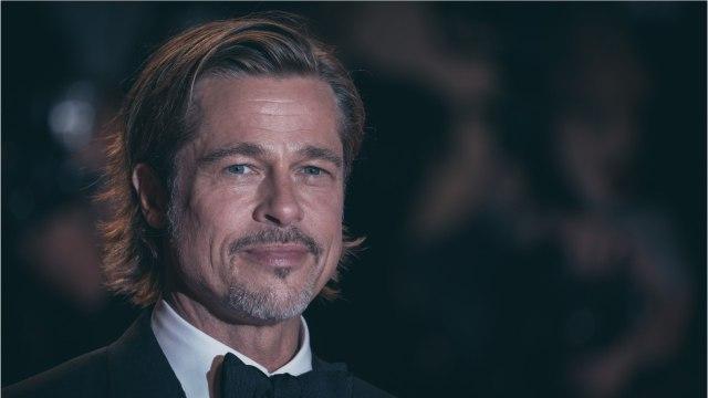 Brad Pitt Talks About AA