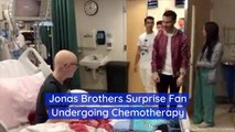 The Jonas Brothers Meet The Ultimate Fan