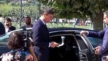 El presidente del Gobierno lamenta la muerte de Blanca Fernández Ochoa
