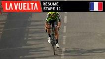 Résumé - Étape 11 | La Vuelta 19