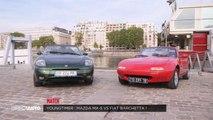Match : Mazda MX5 vs Fiat Barchetta - Direct Auto - 31/08/2019