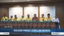 Kubu Bamsoet Dorong 2 Opsi ke DPP Golkar