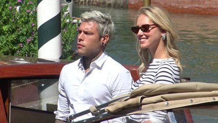 Venezia76: tutti pazzi per Chiara Ferragni