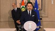Conte presenta squadra: a Di Maio Esteri, Gualtieri all'Economia