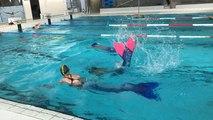 Morlaix. Qui veut apprendre à nager comme une sirène ?