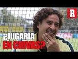 ¿A quién prefiere Memo Ochoa, Cuauhtémoc Blanco o Giovani dos Santos?