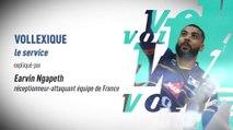 Le service par Earvin Ngapeth - Volley - Bleus - Le Vollexique