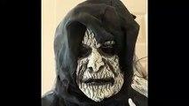 Il effraye sa femme de ménage, déguisé en monstre !