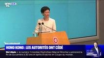 Hong Kong: malgré l'abandon du texte controversé sur les extraditions, les manifestations continuent