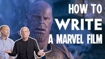Marvel Writers Explain How They Wrote MCU Blockbusters