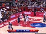 Groupe D - La Serbie assure la première place