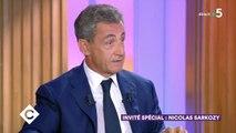 C à vous : Nicolas Sarkozy revient sur sa séparation avec Cécilia 04/09/2019