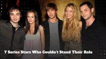 7 TV Stars Who Could NOT Stand Their Role