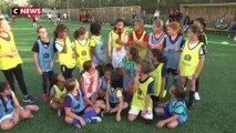 La Coupe du monde féminine a créé un engouement chez les jeunes joueuses