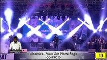 Emouvant - Fally Ipupa n'arrive pas à finir sa prestation lors de l'hommage à DJ ARAFAT