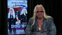 "IR Interview: Duane 'Dog' Chapman For ""Dog's Most Wanted"" [WGN America]"