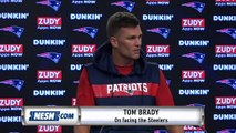 Tom Brady On Being Part Of Patriots-Steelers Rivalry