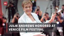 The Venice Film Festival Loves Julie Andrews