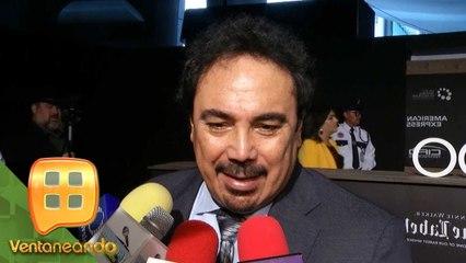 ¡ATENCIÓN FUTBOLEROS! Hugo Sánchez confirma que ya está lista su película documental.   Ventaneando