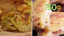 6 recettes gourmandes à la pomme de terre - 750g
