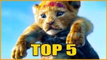 5 Choses que vous ne saviez pas sur LE ROI LION # 2
