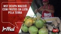 MST ocupa Maceió com frutos da luta pela terra