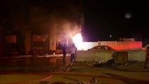 İzmir'de fabrika yangınları