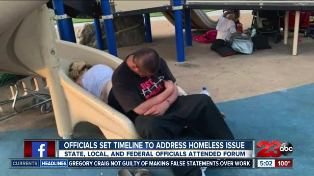 Federal, state and local officials issue plan for Bakersfield homelessness