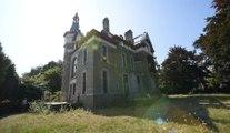 Liège : visite du manoir abandonné de Cointe