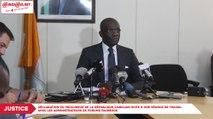 Déclaration du procureur de la république d'Abidjan suite à une séance de travail avec les administrateurs de forums Facebook