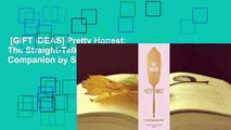 [GIFT IDEAS] Pretty Honest: The Straight-Talking Beauty Companion by Sali Hughes