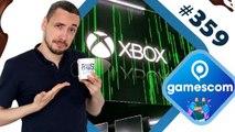 XBOX se prépare pour la GAMESCOM  2019 | PAUSE CAFAY #359