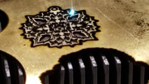 Laser engraving - cutting systems for the jewelry industry  www.ztechlasers.com