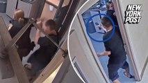 Jailbreak: Detainee steals Taser in failed escape